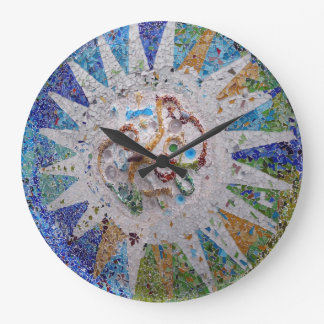 Beautiful Gaudi Clock