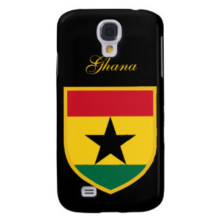 Beautiful Ghana Flag Samsung Galaxy S4 Cases
