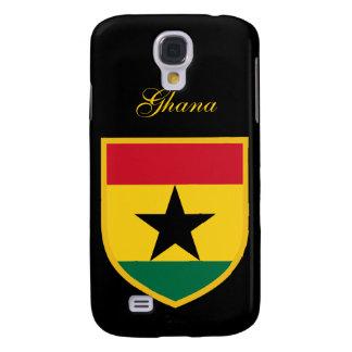 Beautiful Ghana Flag Samsung Galaxy S4 Cases