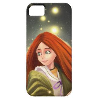 beautiful girl iPhone 5 Covers