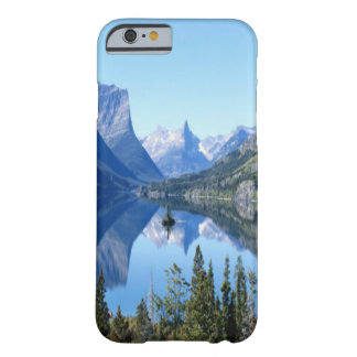 "Beautiful ""Glacier National Park"" ""Goose Island"" Barely There iPhone 6 Case"
