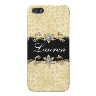 Beautiful Golden Yellow Case For iPhone 5/5S
