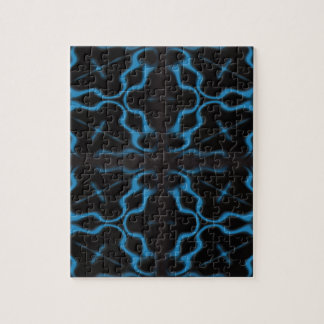 Beautiful Gothic Abstract Design Puzzle