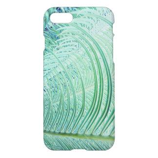 Beautiful Green Palm Leaf IPhone 8/7 Phone Case