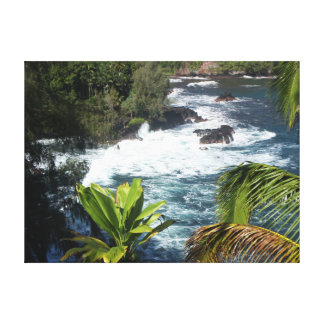 Beautiful Hawaii Stretched Canvas Prints