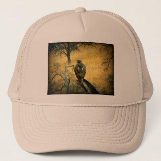 Beautiful Hawk Trucker Hat