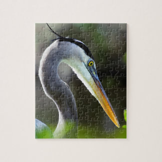 Beautiful Heron Jigsaw Puzzle