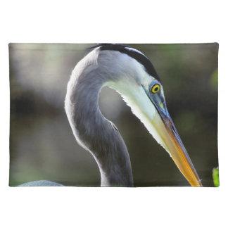 Beautiful Heron Placemat