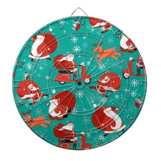 Beautiful Holiday Custom Christmas Dartboard