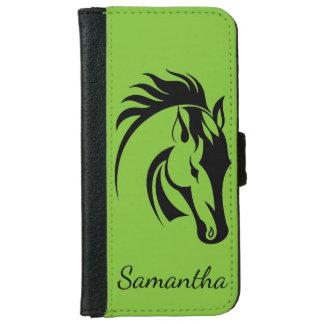 Beautiful Horse Design iPhone Wallet