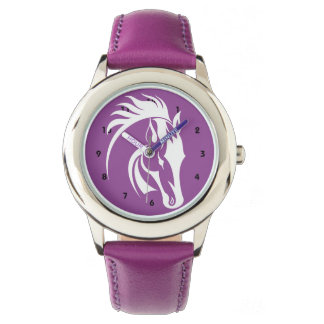 Beautiful Horse Design Watch