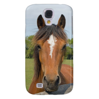 Beautiful horse head samsung galaxy s4 case