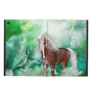Beautiful horse in wonderland powis iPad air 2 case