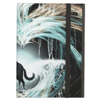 Beautiful horse iPad air cover