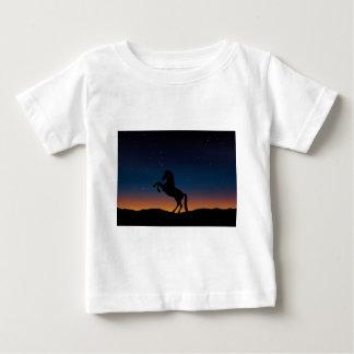BEAUTIFUL HORSE STALLION BABY T-Shirt