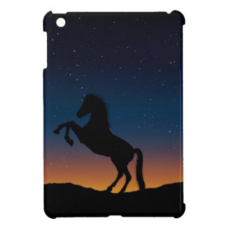 BEAUTIFUL HORSE STALLION iPad MINI CASE