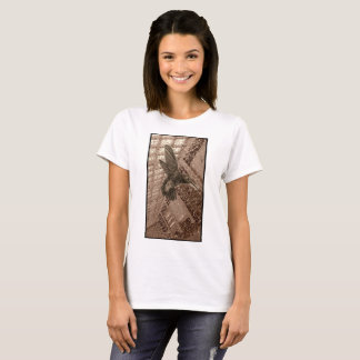 Beautiful hummingbird bird tshirt