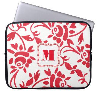 Beautiful Hungarian Art Laptop Sleeve