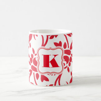Beautiful Hungarian Art w/Monogram Coffee Mug