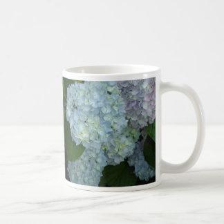 Beautiful Hydrangea mug