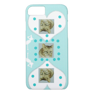 Beautiful I-phone case for cat lovers