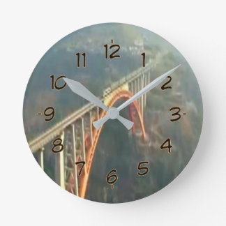 Beautiful India - An Invitation so tempting Round Clock