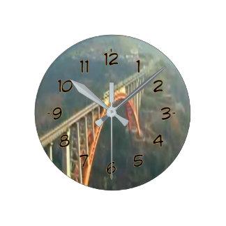Beautiful India - An Invitation so tempting Wall Clock