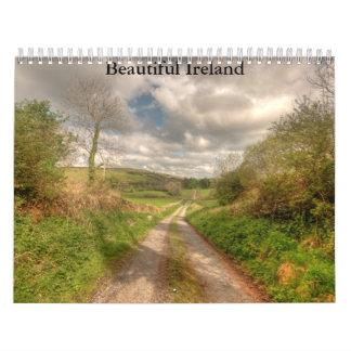 Beautiful Ireland Calendar