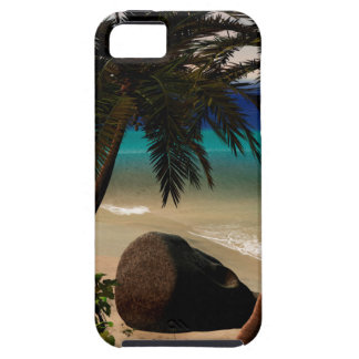 Beautiful island cover for iPhone 5/5S