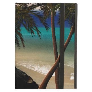 Beautiful island iPad air covers