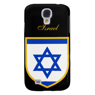 Beautiful Israel Flag Samsung Galaxy S4 Cover