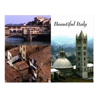 Beautiful Italia No. 2| Postcard