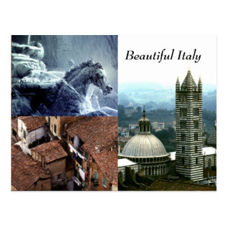 Beautiful Italia   Postcard