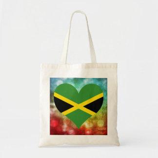 Beautiful Jamaican Tote Bag