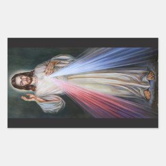 Beautiful Jesus Christ Sticker
