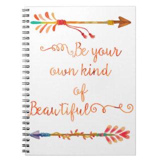 """""""Beautiful"""" Journal"""