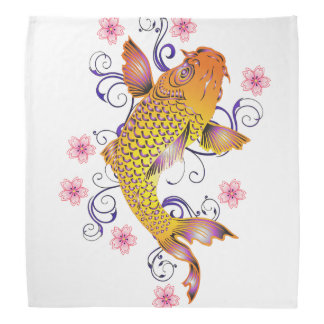 Beautiful Koi Do-rag