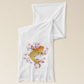 Beautiful Koi Scarf