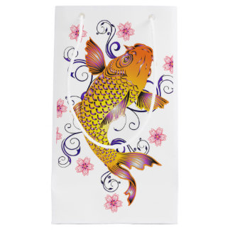 Beautiful Koi Small Gift Bag