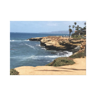 Beautiful La Jolla Canvas Print