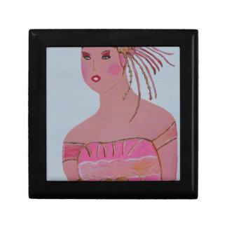 Beautiful Lady 3.JPG Gift Box