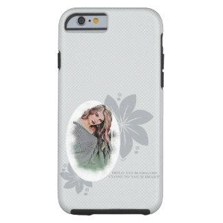 Beautiful Lady Tough iPhone 6 Case