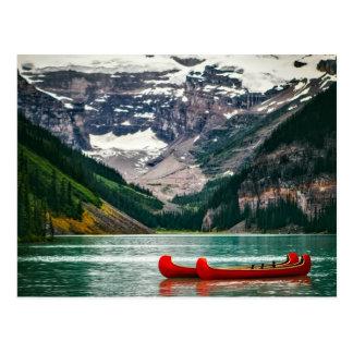 Beautiful Lake Louise, Canada Postcard