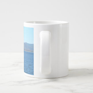 Beautiful Lake mug. Large Coffee Mug