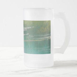 Beautiful Landscape and sun set Coffee Mugs
