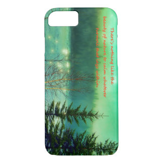 Beautiful landscape phone case