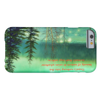 Beautiful landscape phone case barely there iPhone 6 case