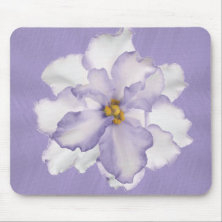 Beautiful Lavender Orchid Mouse Pad
