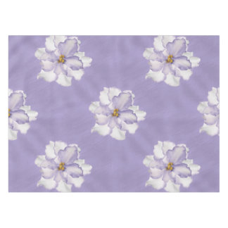 Beautiful Lavender Orchid Tablecloth
