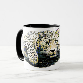 Beautiful Leopard Graphic Mug